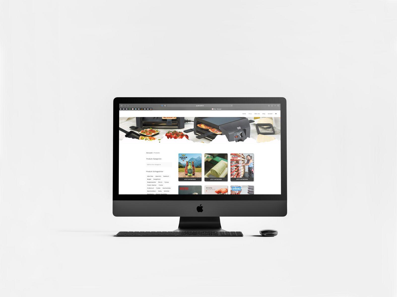 Neuer Webshop verleiht Glarner Marken eine gemeinsame ...